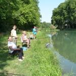 journée  pêche Lac de  La REDORTE 016