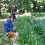 journée  pêche Lac de  La REDORTE 021